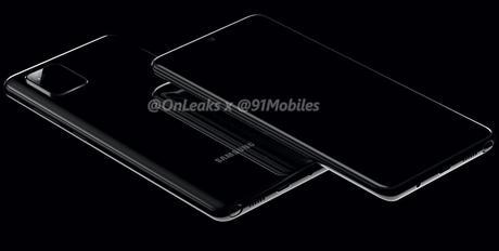 Galaxy S10 Lite et Note 10 Lite : les premières images ont fuité !