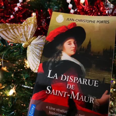 La Disparue de Saint-Maur de Jean-Christophe Portes