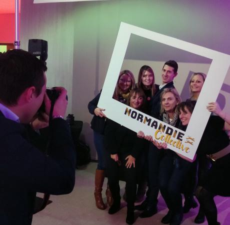Normandie Attractivité - La Normandie célèbre son 5000e ambassadeur !