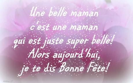 Bonne Anniversaire Belle Maman Paperblog