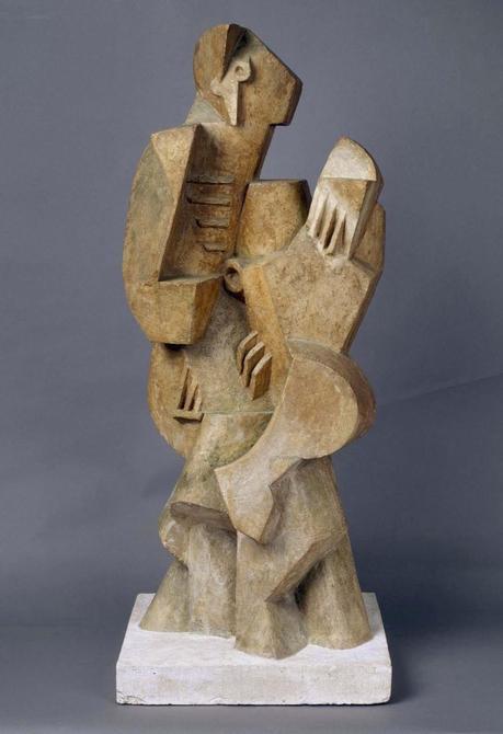 La sculpture cubiste -12/13  Billet n°125