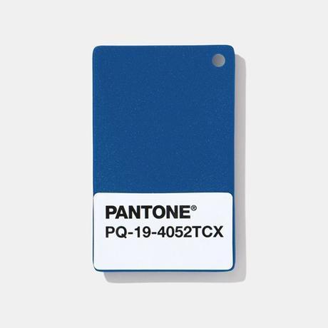 Tendances créatives : le Classic Blue est la couleur de l'année 2020 pour Pantone