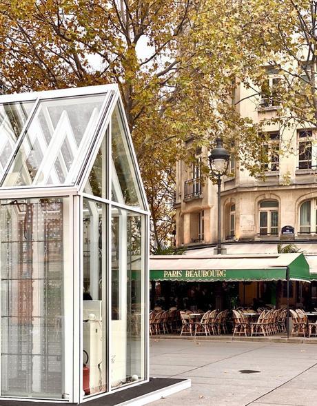 saint gobain isolation acoustique MISSION TO EARTH QUIET PLACE - Stravinsky café Paris
