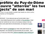 mer…. monte. L'exemple mari préfète Puy-de-Dôme, Christophe Clerc #Racisme #islamophobie