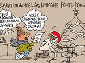 Amende pour affichage sauvage Emmaüs Pointe-Rouge...