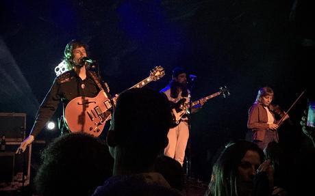 Live report : Caamp au Théâtre Fairmount
