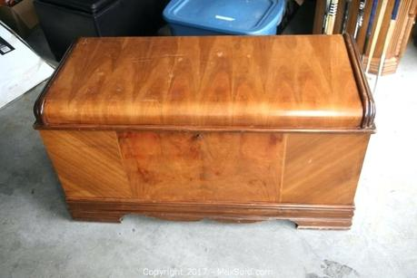vintage hope chest vintage wicker hope chest