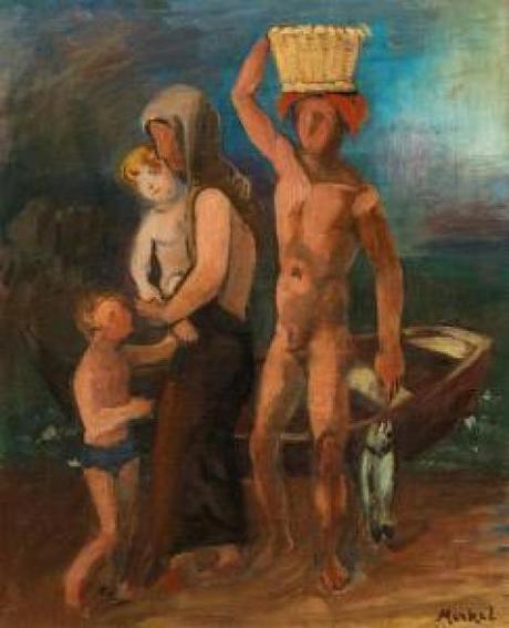Hagenbund, Union d'artistes à Vienne – Billet n°127