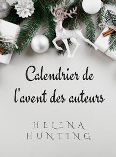 Calendrier de l'avent des auteurs - Jour 8  - Noël selon Helena Hunting