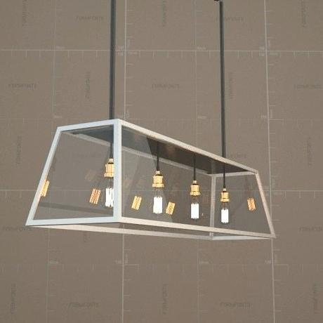 rh modern lighting rh modern lamp