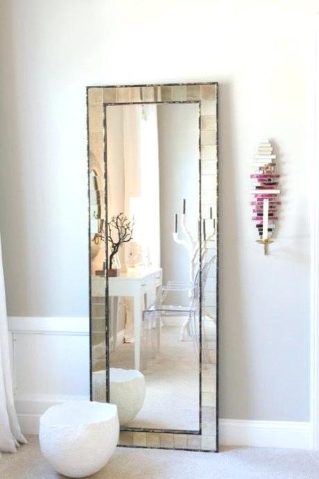 west elm floor mirror west elm asymmetrical floor mirror