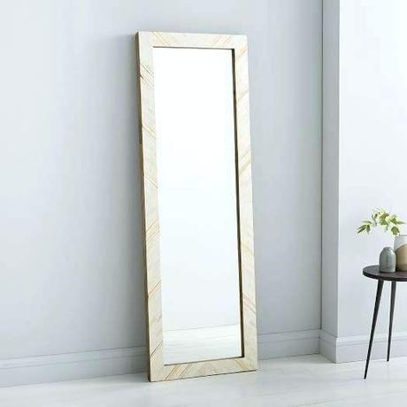 west elm floor mirror west elm marble and brass floor mirror