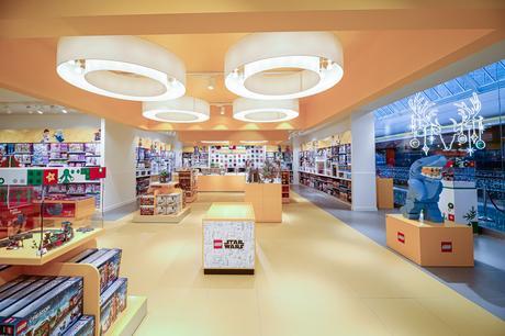 Marseille : Le premier LEGO Store vient d'ouvrir !
