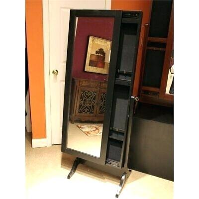 powell jewelry armoire powell jewelry armoire with mirror