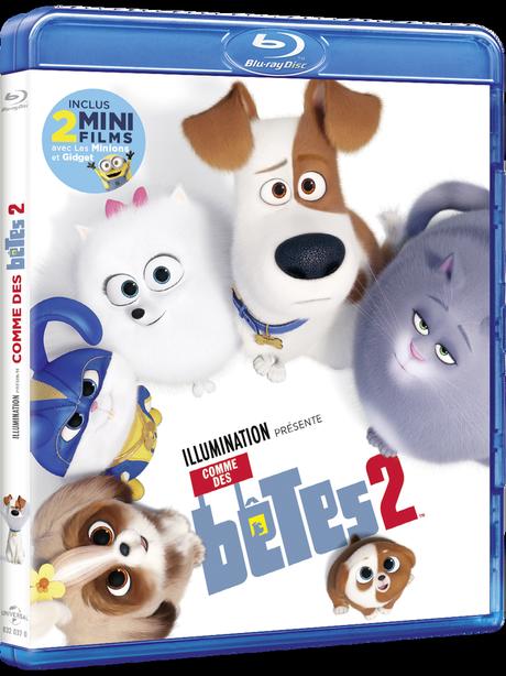 COMME DES BÊTES 2 (Concours) 2 Blu-ray ™ à gagner