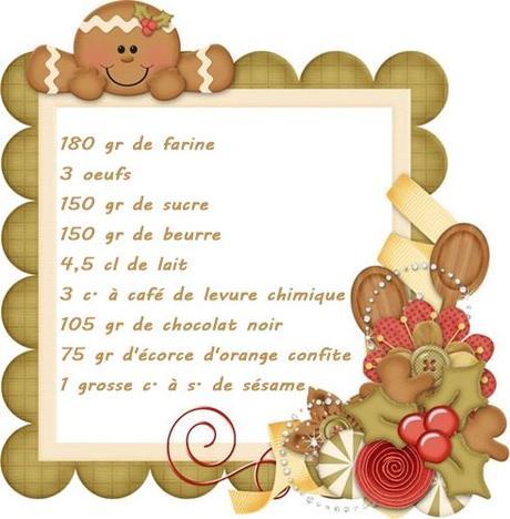 DOUCEUR CHOCOLAT-ORANGE