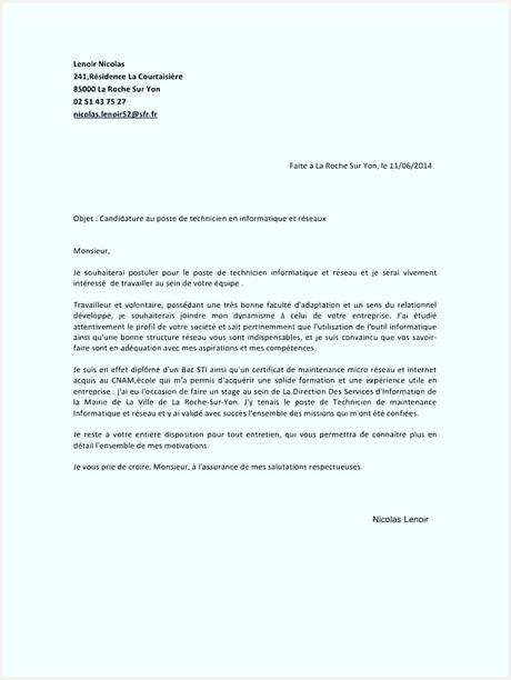 13 Lettre De Motivation Stage 3eme Mairie - DocTemplates ...