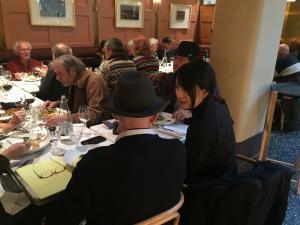 « Les rendez-vous de l'Alcazar » 20 ans de déjeuners culturels à Saint-Germain-des-Prés- le livre attendu