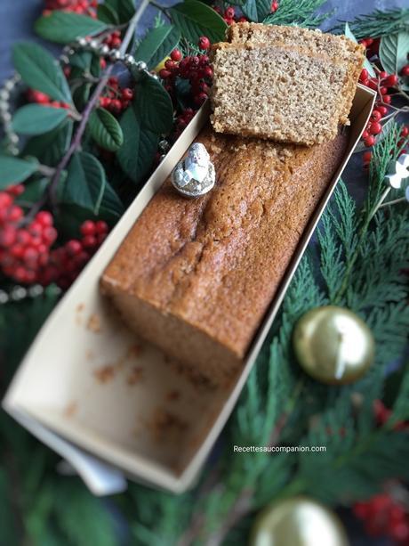 Le meilleur pain d'épices recette de Christophe Michalak au companion thermomix ou sans robot