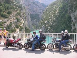 moto et Verdon