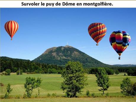 La France - Le Puy de Dôme