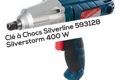 Clé à Chocs Silverline 593128 Silverstorm 400 W