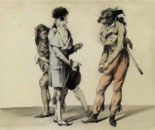 Boilly 1797 A2 Les Croyables