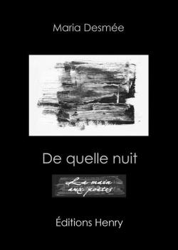 Maria Desmée  |  À l'infini