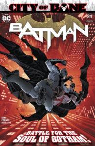 Titres de DC Comics sortis le 4 décembre 2019