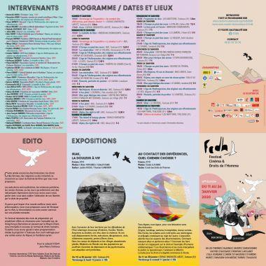 Festival Cinéma et Droits de l'Homme