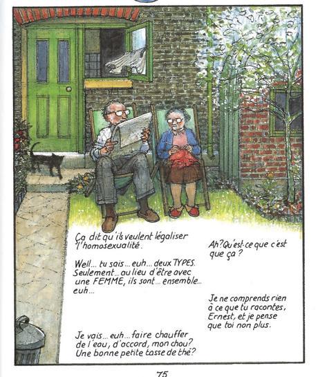 Ethel & Ernest – Raymond Briggs