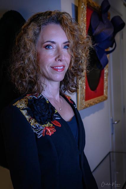 Des fêtes griffées Sandrine Godin