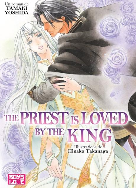 The priest is loved by the king de Tamaki Yoshida