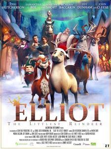Sortie DVD : Elliot, le plus Petit des Rennes