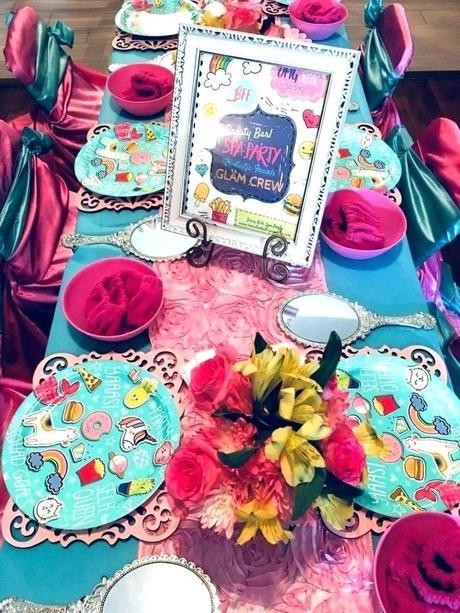 girls spa birthday party girl spa birthday party toronto