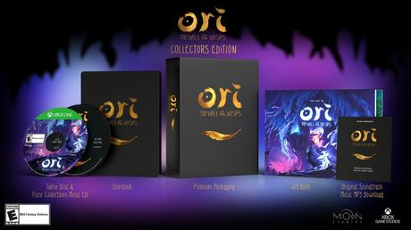 Ori and the Will of the Wisps – Une édition collector est prévue