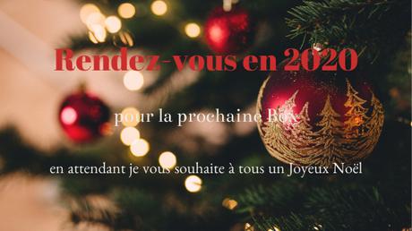 #16 Biotyfull Box de Décembre