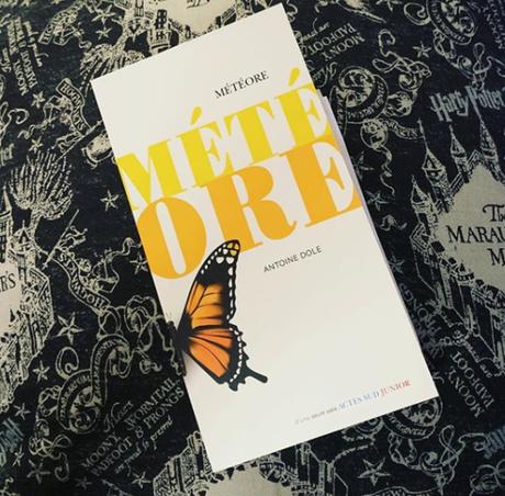 Météore • Antoine Dole