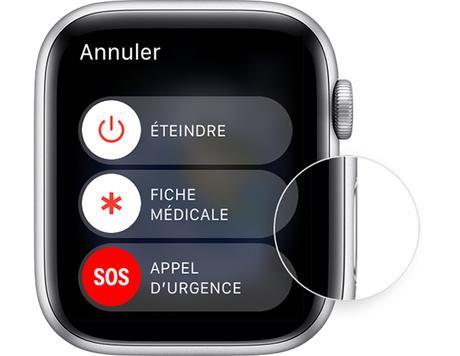 Comment redémarrer ou forcer le redémarrage d'une Apple Watch