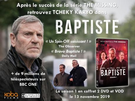 Sortie DVD : Baptiste