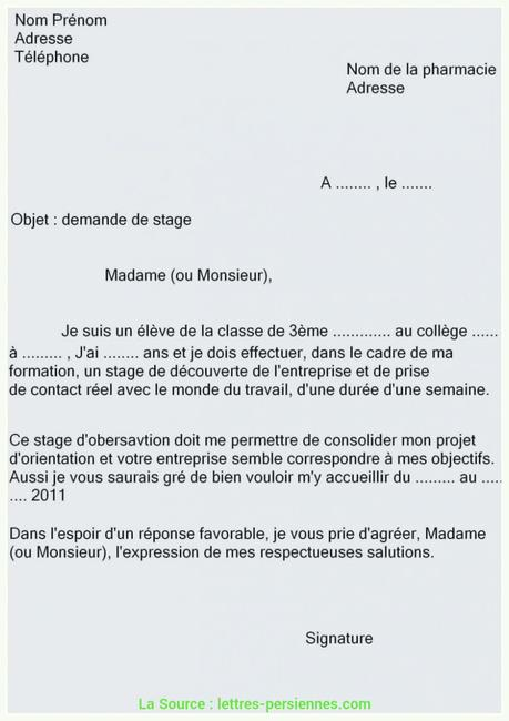 College Lettre De Motivation En Anglais 3eme - Template ...