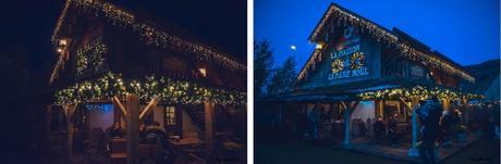 Le Hameau du Père Noël à Andilly près d'Annecy