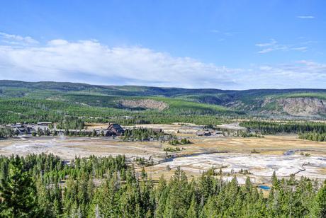 Yellowstone accueil