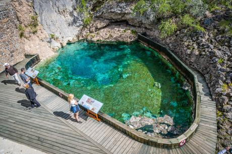 historique hot spring banff