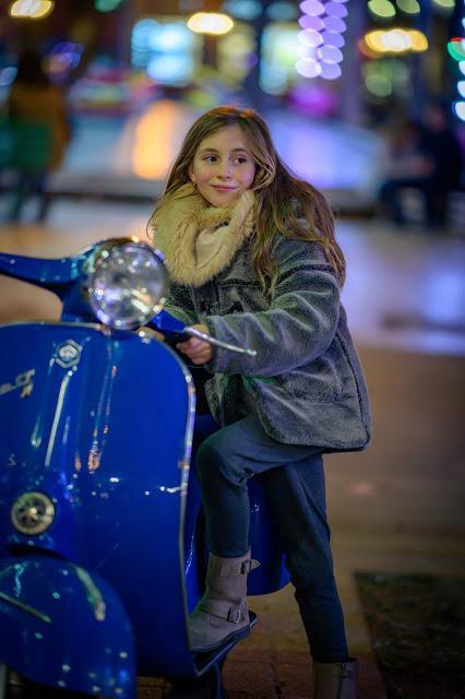 Noël à Aix avec Loélie, par Christophe Magnier