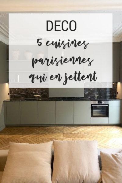 5 cuisines qui en jettent à Paris