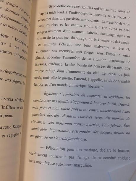 « Speculum » livre 1 de L.N. Lhand
