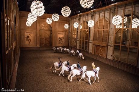 (Rendez-vous) En selle pour Noël aux Grandes Ecuries du château de Versailles !