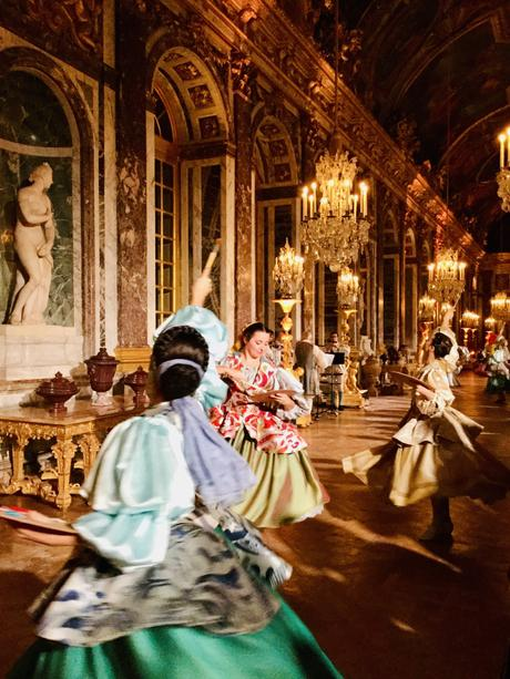 (Rendez-vous) Mon beau château de Versailles!