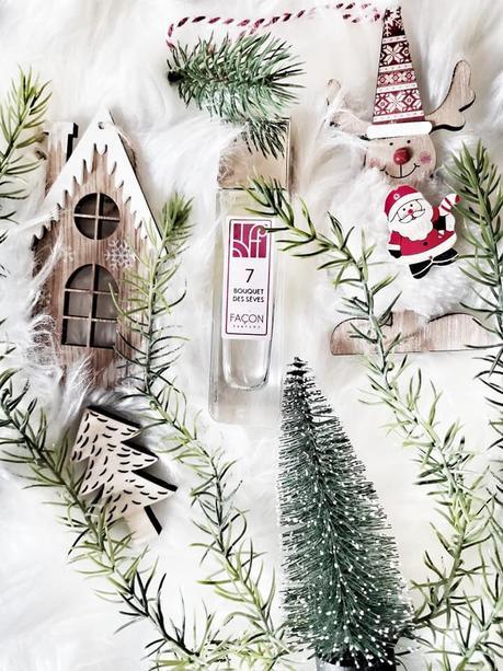 Façon Parfums, La touche exotique de Noël